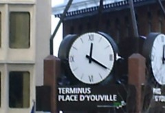 Patinoire d'Youville – Place d'Youville – Terminus Place d'Youville