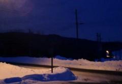 Un Ovni à Stoneham? – UFO – Boule blanche dans le ciel – Québec – 2012