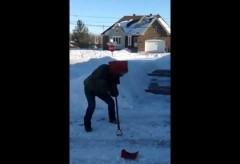 Câlice de neige de tabarnak