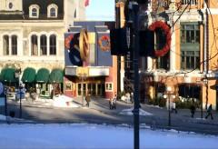Place d'Youville Hiver 2012