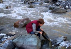 Prospecting for Gold in Crans Montana