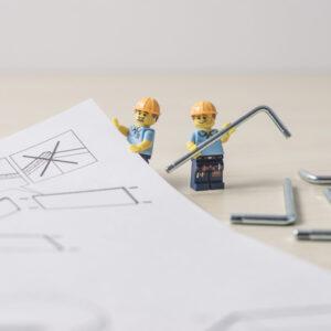 Idées de rangement LEGO